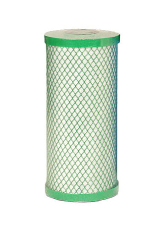 "SUPER GROW 800L/h - carbon block filter 10"" PL - 28,500 L"
