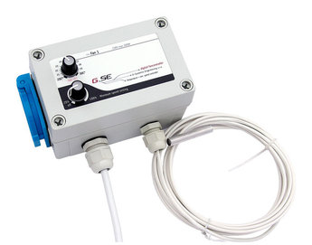 GSE TEMP. & MIN. SPEED controller (1 FAN) 2.5A