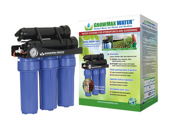 GrowMax MEGA GROW 1000 - 40 L/h 3-stage RO