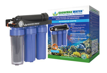 GrowMax MAXQUARIUM 000PPM - 20 L/h 4-stage RO