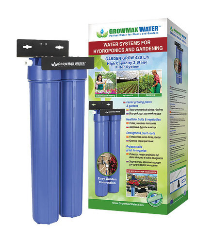 GrowMax GARDEN GROW 480L/h 2-stage filter