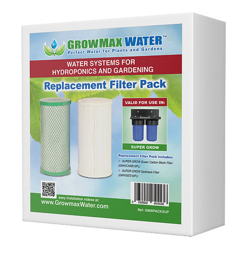 GrowMax SUPER GROW Replacement Filter Pack