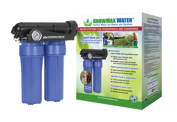 GrowMax POWER GROW 500 - 20 L/h 3-stage RO
